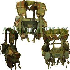 Enhanced Tactical Load Bearing Vest Pristine