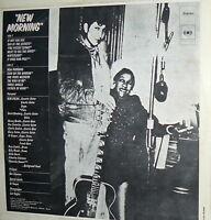 BOB DYLAN   LP ITALY  NEW MORNING   1970