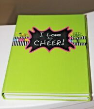 Penny Laine I Love to Cheer Photo Frame and Signing Board Gift for Cheerleader
