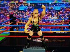 WWE MICRO AGGRESSION Wrestling Wrestler Figure Topper Rob Van Dam RVD K1041 E