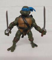 LEONARDO - 2002 Teenage Mutant Ninja Turtles 5 inch Playmates Action Figure