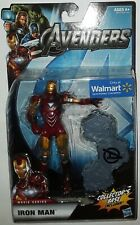 """Marvel Avengers Iron Man movie series Walmart exclusive 6"""" inch new sealed"""