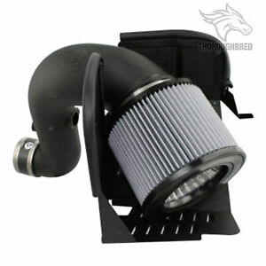 AFE Cold Air Intake;Magnum Force Stage 2;Pro Dry S Filter;Heat Shield;51-12032