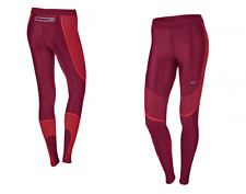 WOMEN'S NIKE DRI FIT POWER SPEED RUNNING TIGHTS 719784 620 Size Small
