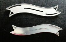 Sizzix Die Cutter EMBOSSED BANNER Thinlits fits Big Shot Cuttlebug