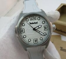 TIMBERLAND,13328J ,Radler,Grey Silicone Band MENS WATCH,New In Box!! R16-21,L@@K