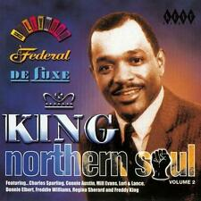KING NORTHERN SOUL VOLUME 2 Various Artists NEW SEALED CD (KENT) RARE SOUL R&B