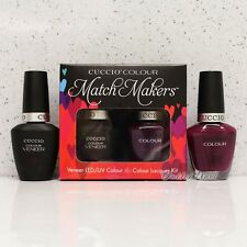 CUCCIO Veneer Match Makers - PLAYING IN PLAYA DEL CARMEN 6015 Gel & Lacquer Kit