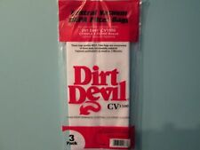 Dirt Devil Central Vacuum bags 7767-W- 3 Pack