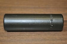 """5/8"""" DEEP IMPACT SOCKET 1/2"""" DRIVE 6 POINT extra deep 3-9/32"""" Made in Japan"""