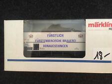 MÄRKLIN  WAGON MARCHANDISES.
