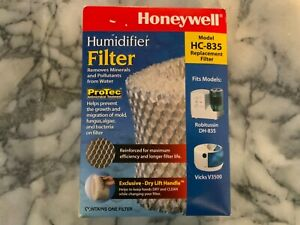 New - Humidifier Filter Replacement for Robitussin  DH-835 HC-835 Vicks V3500