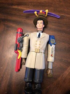 McDonalds 1999 Disney Inspector Gadget 14 Action Figure Completed