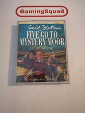 Five Go To Mystery Moor, Enid Blyton Audio Cassette, Supplied by Gaming Squad