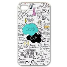 For iPhone4 The Fault In Our Stars Case Special Design