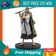 Anime One Piece Ronoa Zoro Action Figure Wano Country Model Toys Gift Figurine