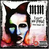 MARILYN / MARILIN MANSON - THE VERY BEST OF - GREATEST HITS COLLECTION CD NEW