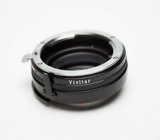 EX! Vivitar AT-3 20mm Extension Tube for Nikon AI Mount Lenses