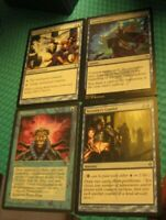 Mono Blue Good Stuff Control EDH Commander Lot 2, NM-MP, Draw Counter Untap Tap