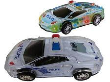 Polizei Auto Elektrische Kinderspielzeug Spielzeugauto mit 3D Effekt und Musik