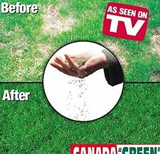 Canada Green Grass Seed 12 Lb (freshly Harvested And Tested For The Season)