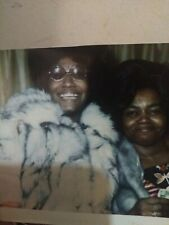 1970s African Americans females check the Fur coat wow
