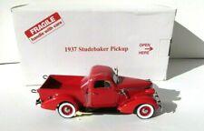 DANBURY MINT 1937 STUDEBAKER PICKUP 1:24 Miniature Car Diecast