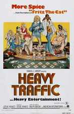 Heavy Traffic Poster 01 A4 10x8 Photo Print