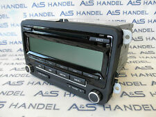 Orig. VW Volkswagen Golf Jetta Eos Radio 5N0035164A US USA CD AM FM Autoradio