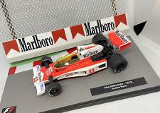 F1 Car Collection Full MARLBORO McLaren M23 James Hunt 🇬🇧1976 British GPSuperb