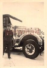 Ek - 2 concesión soldado erdkampfabzeichen antes 12t tractor db9 frente oriental
