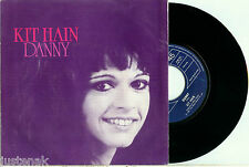 KIT HAIN 'Danny / Inner Ring' 1981 DUTCH PS Near Mint VINYL 45