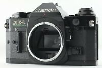 【As-Is】Canon AE-1 program SLR Film Camera Black Body from Japan #145A