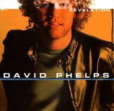 David Phelps - Revelation CD 2004 Word | Curb | Warner Bros [WD2-886275] * NEW *