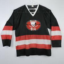 Vtg 90s Cypress Hill Temples of Boom Hockey Jersey Shirt Mens Sz Xl (Onesize)