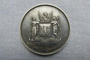 Silver Medal -- Blackheath College -- Mount Granville -- Lewisham -- C19th