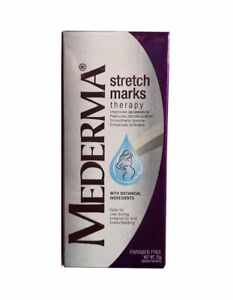 Mederma Stretch Marks Therapy Smoothens Texture 25g