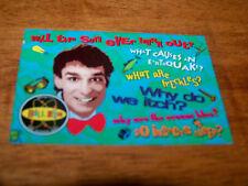 DISNEY BILL NYE THE SCIENCE GUY 1995 SKYBOX PROMO CARD