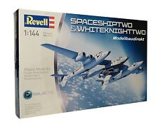 Space Ship Two & White Knight Two 1:144 Bausatz Revell 04842 NEU in OVP