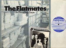 "THE FLATMATES the janice long session SFNT 011 strange fruit 1988 12"" PS EX/VG+"