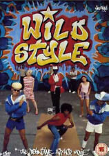 Wild Style - 2003 Lee George, Quinones Lady, Pink Charlie Ahearn New UK R2 DVD