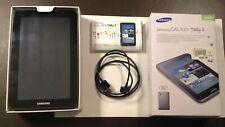 Samsung Galaxy Tab 2 Wi Fi 7.0 Tablet GT P3113 Dual Processor Titanium PLUS More