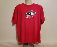 2009 Reebok NHL Hockey Montreal Canadiens All Star Game Red XL TShirt