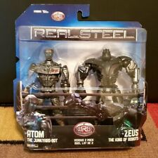 REAL STEEL Atom versus Zeus Action Figure Series 1