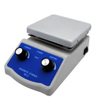 Faithful Sh-2 Hot Plate Magnetic Stirrer With Dual Control And 1 Inch Stir Bar C