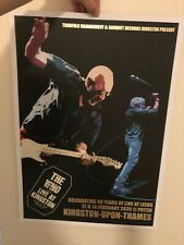 The Who Kingston / Pryzm 2020 Limited Edition Litho / Poster - Rare