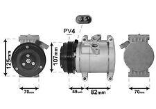 Kompressor, Klimaanlage 2-polig | für CHEVROLET SPARK Klimakompressor,