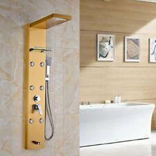 Shower Rain Shower Mixer Thermostatic Tap Tower W Shower Bathtub Shower Pan
