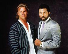 MIAMI VICE - TV SHOW PHOTO #77 - DON JOHNSON + Philip Michael Thomas