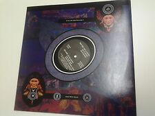 """Credit To The Nation Hear No Bullshit See No ,,, Say No .. Promo 12"""" Vinyl"""